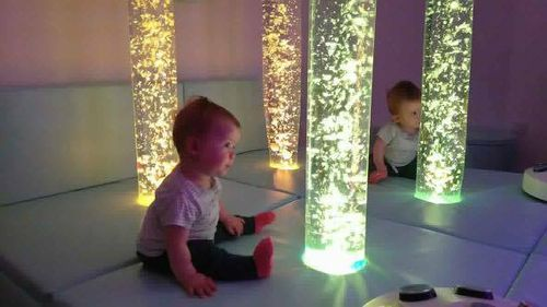 Dinosaur Den and Sensory Rooms