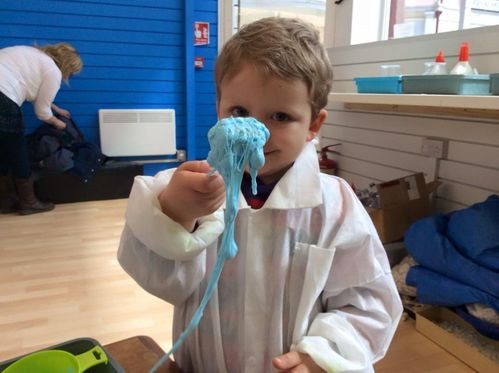Gooey Science Experiments - Friday 7th July - 10:30am