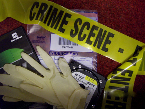 Forensic Science (12yrs +) - Friday 27th of October - 10:30