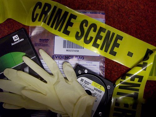 Forensic Science (Home Ed) Weds 8th November,10:30 am (10 Years+)