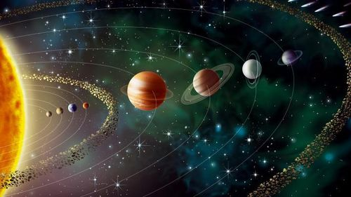 Solar System 20th August-11am and 2pm