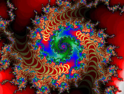 Fractals-15th August-11am and 2pm