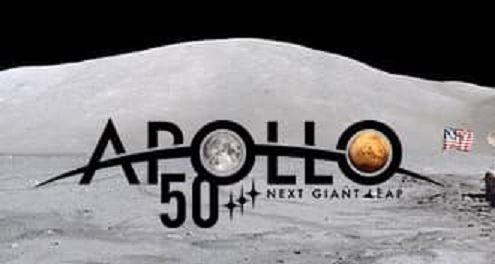 Apollo XI 50th Anniversary Giant dome show 20th July from 10am-4pm