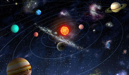 Solar System Tour and Rockets making-25th July-2pm