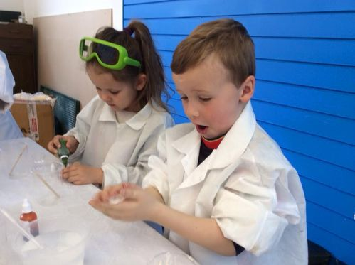 Mix Science Good Fun-16th August-11am and 2pm