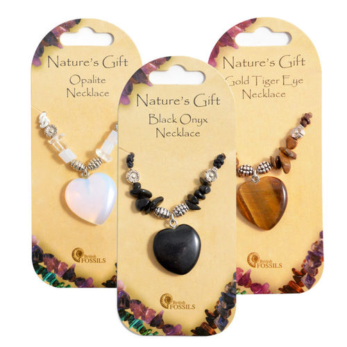 Nature's Gift Heart Necklace